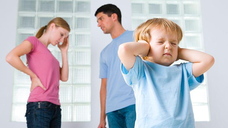 Как отношения между родителями влияют на ребенка?