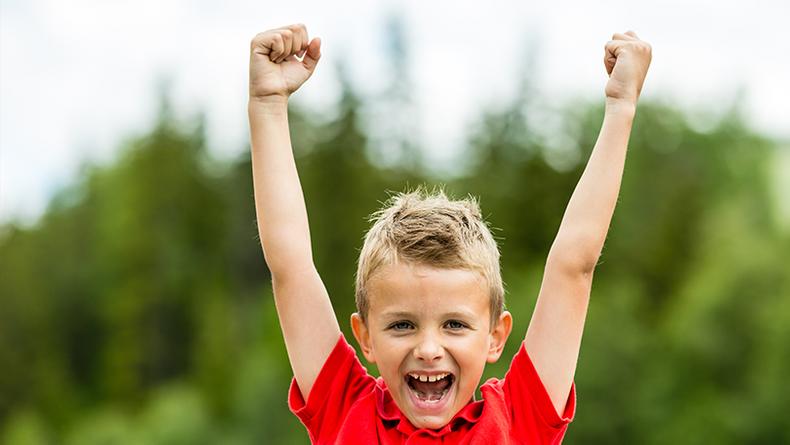 Пять упражнений для поднятия самооценки у ребенка