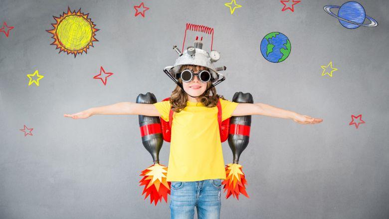 Развитие креативности у детей