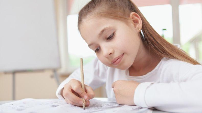 Какую пользу дает каллиграфия детям?