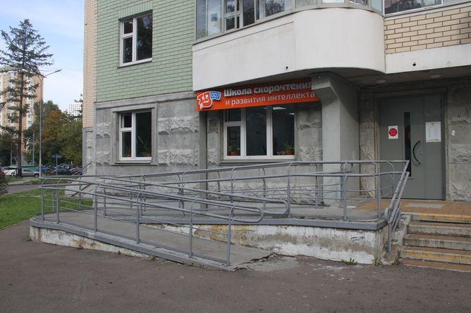 Москва и Московская область ул. Ангарская, 57к1