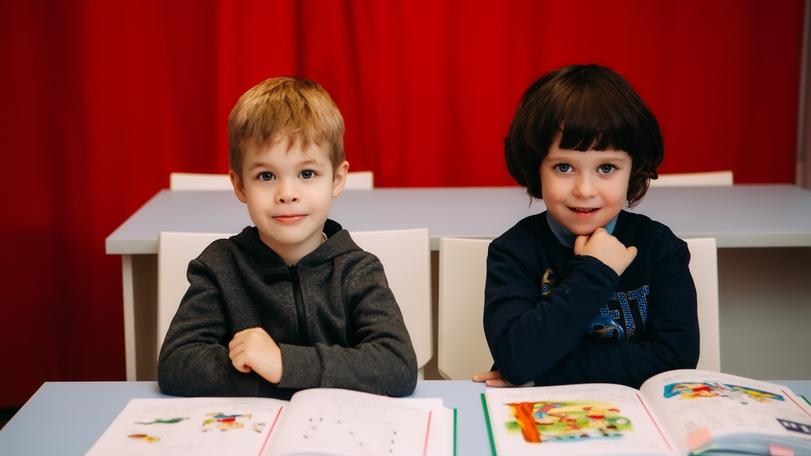 Как учить ребенка до пяти лет
